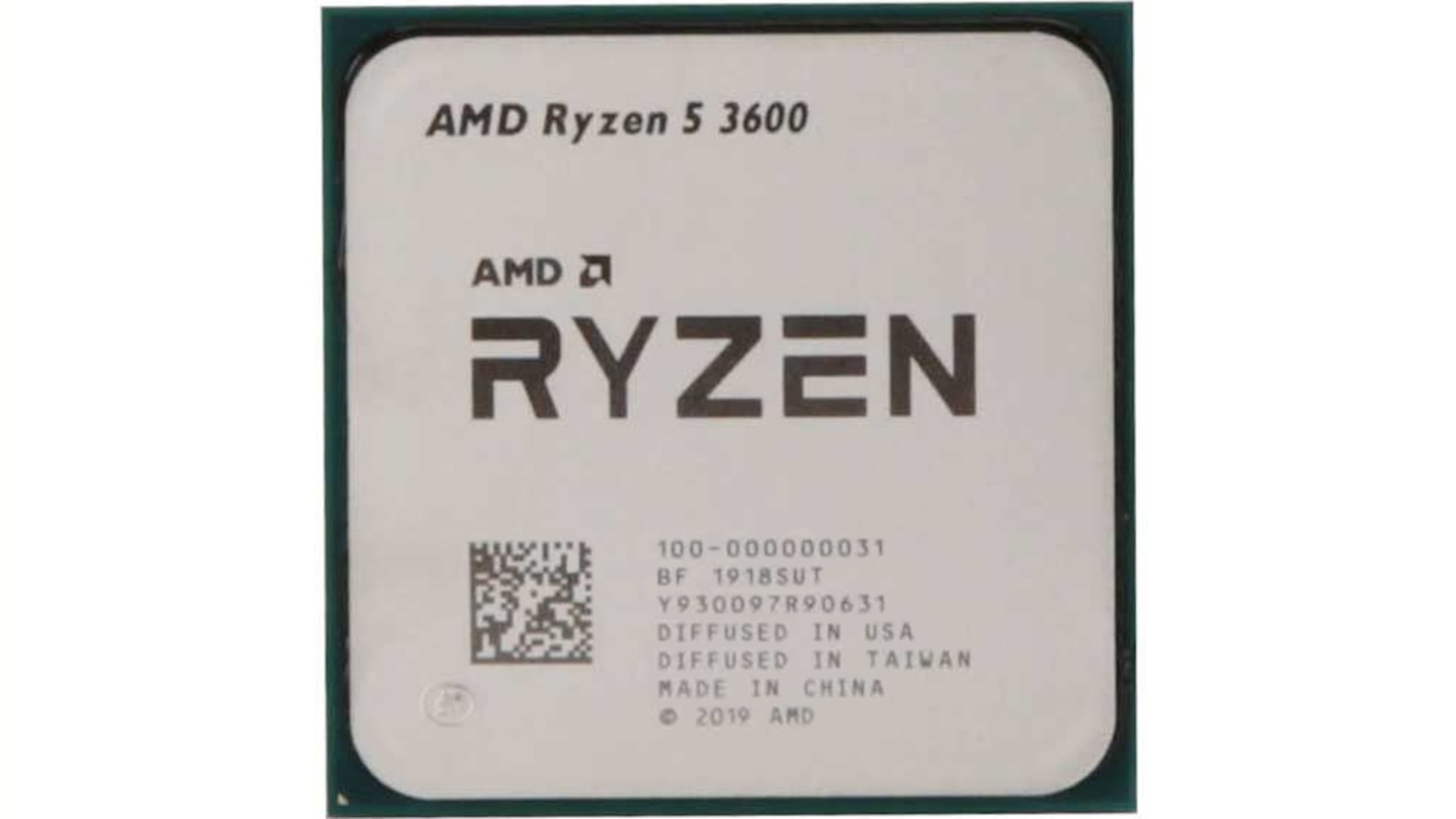 You are currently viewing AMD Ryzen 5 3600 Review