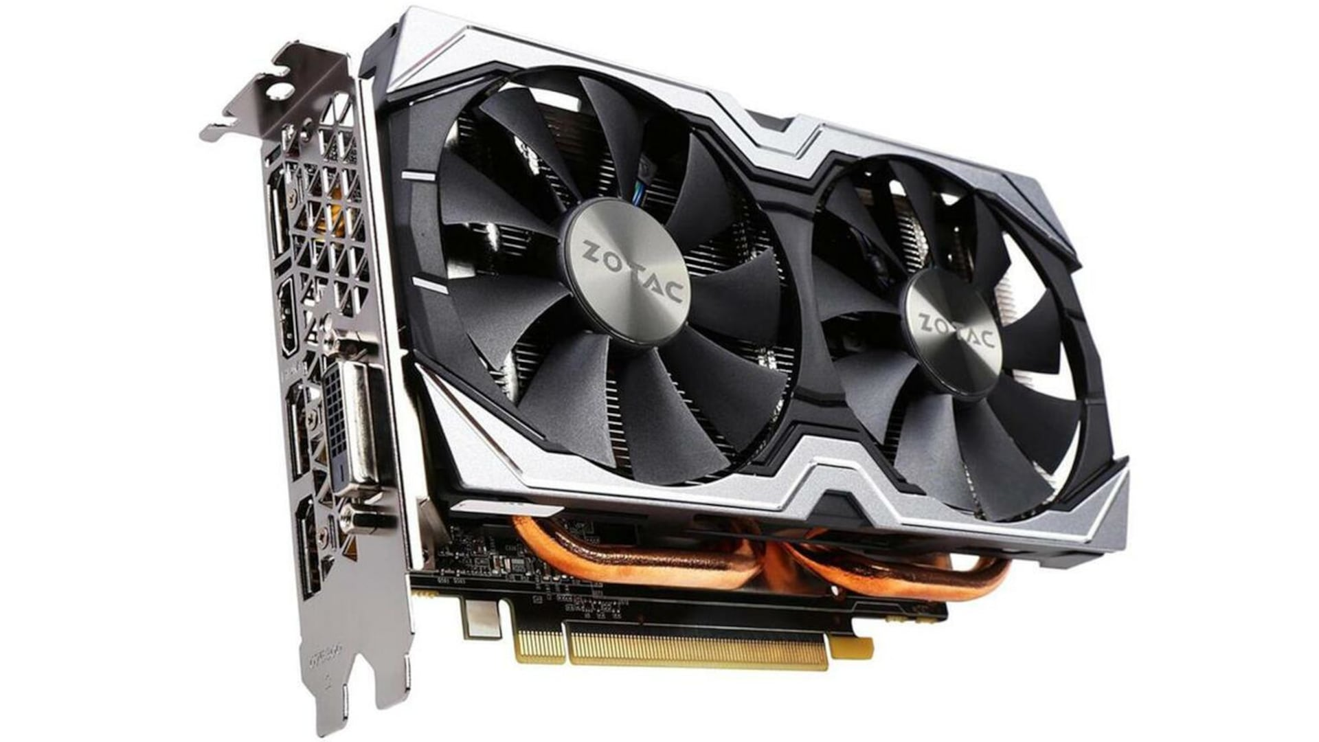 You are currently viewing ZOTAC GeForce GTX 1060 6GB Amp! Edition Review
